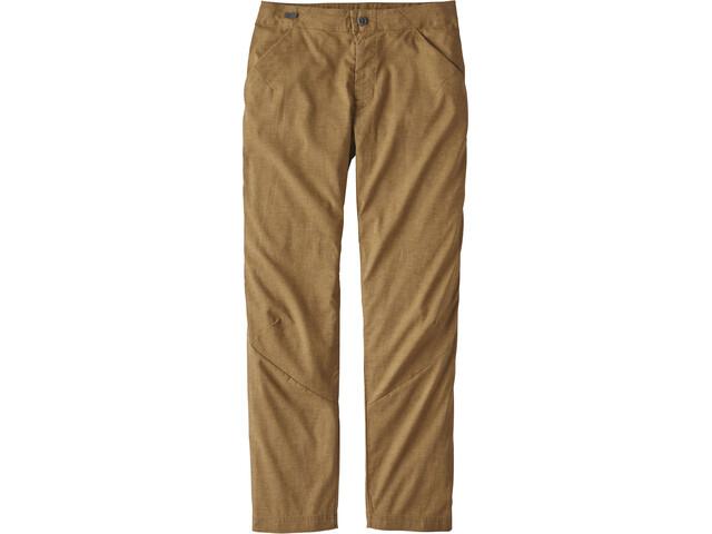 51bfb643 Patagonia Hampi Rock Spodnie Mężczyźni brązowy